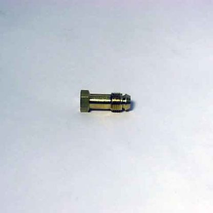 NUT AND SLEEVE COMPRESSION FITTING MALE