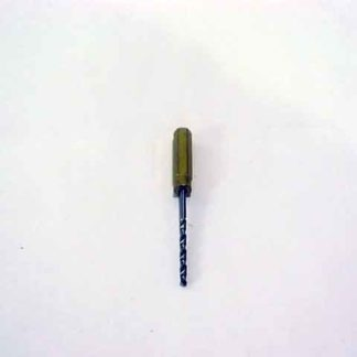 NO. 54 GAUGING DRILL WITH BRASS HANDLE