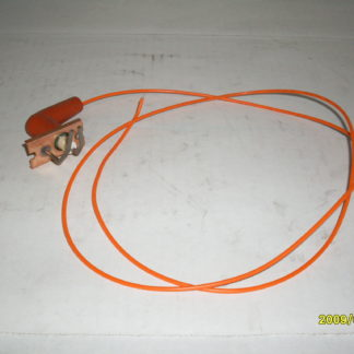 HIGH VOLTAGE WIRE WITH IGNITION BOOT 35""
