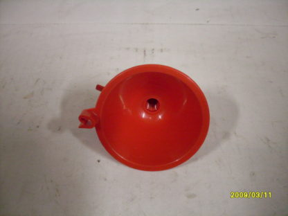 SWISH CAGE CUP WITHOUT SPOUT RED