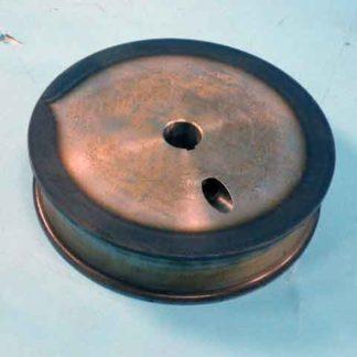 PLASTIC SCREW FOR CLAMSHELL BRACKET