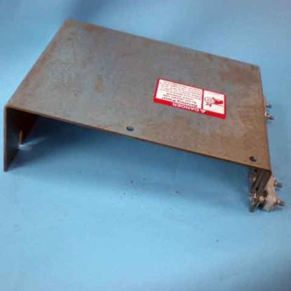 """CAPSTAN SCRAPEWR & COVER ASSEMBLY W/ 10"""" X 13"""" COVER"""