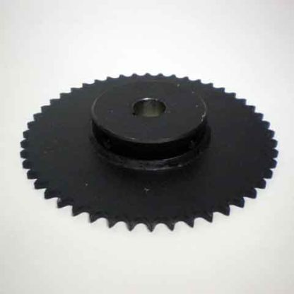 "#40 CHAIN SPROCKET 1"" KEYED BORE 48 TOOTH"