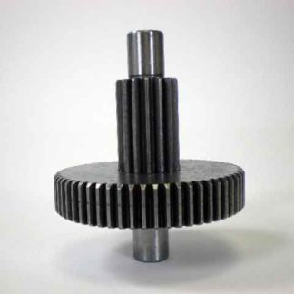 OUTPUT SHAFT FOR 62 RPM 3261- GEARBOXES<br>