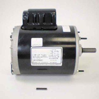 FAN MOTOR .5HP 1-60-230 DIRECT DRIVE RIGID BASE