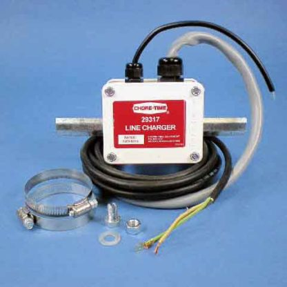 CHORE-TIME 110V LINE CHARGER
