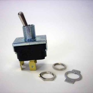 "2PST TOGGLE SWITCH 20A @ 250VAC 1/4"" QUICK CONNECT<br>"