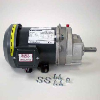 3/4HP FLEX AUGER POWER UNIT 348RPM 3PH 60HZ