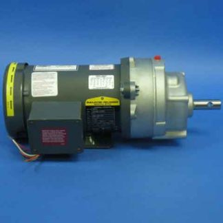 1/2HP POWER UNIT 62RPM 3-60-208-230/460
