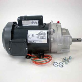 3/4HP 216RPM FLEX AUGER POWER UNIT 1PH 60HZ 115/230V