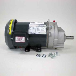 1-1/2HP POWER UNIT 348RPM 3PH 60HZ 208-230/460V