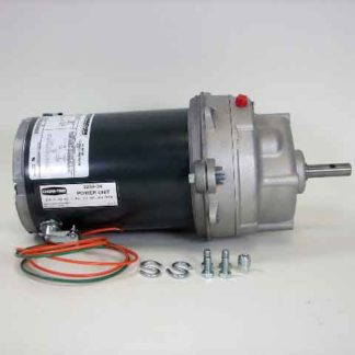 1/3HP POWER UNIT 348RPM 1PH-60HZ-230V<br>