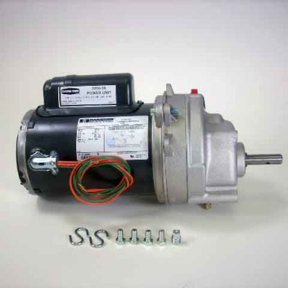 1/2HP POWER UNIT 348RPM 1PH 60HZ 230V