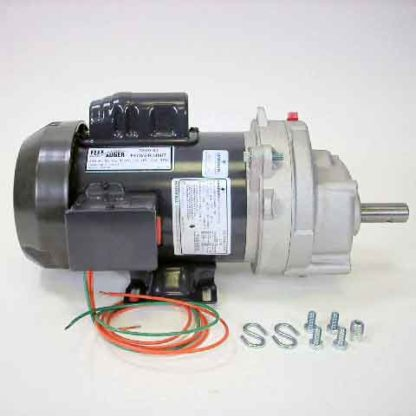 .5HP  1-60-230 348 RPM AUGER DRIVE UNIT