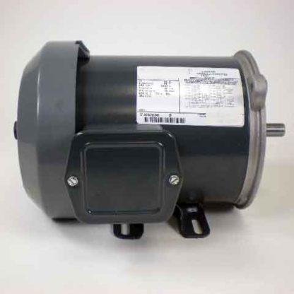 1 HP AUGER MOTOR 3PH 20-230/460