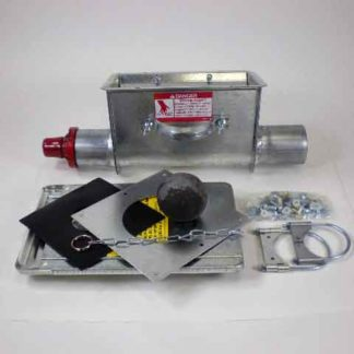 ELECTRO-MECHANICAL RELAY GENERAL PURPOSE SPST-NO 30A 200/240VAC