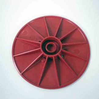 CHORE-TIME REGUALTOR BOTTOM DIAPHRAGM PLATE