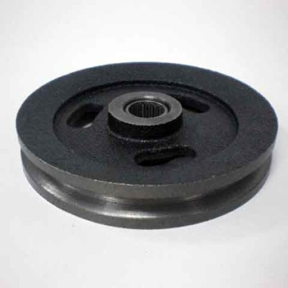 "4.5"" LINEAR LIFT PULLEY WITH BEARING ASSEMBLY"