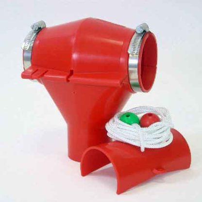 MODEL 75 PLASTIC OUTLET DROP