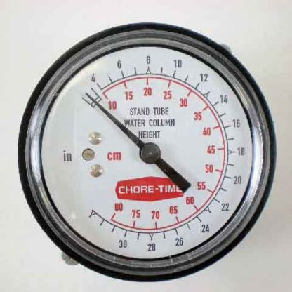AIR LOADING GAUGE FOR PDS