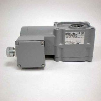 1/15 HP BASKET DRIVE COLLECTOR GEARMOTOR 3PH-460V 160:1 RATION