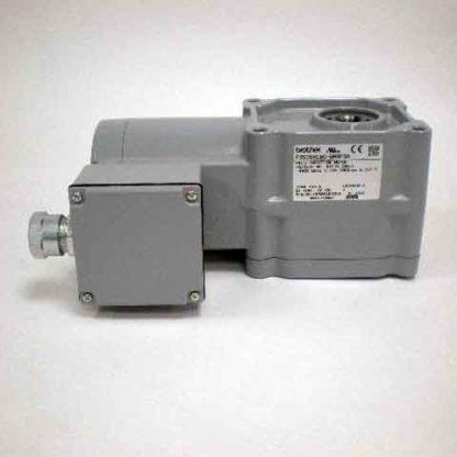 1/15 HP BASKET DRIVE COLLECTOR GEARMOTOR 3PH-460V 160:1 RATION