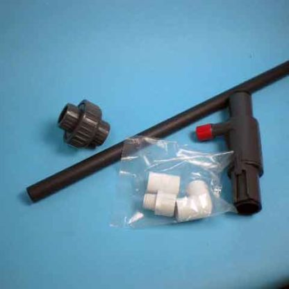 MID-LINE AIR REMOVER STANDTUBE ASSEMBLY LEFT HAND