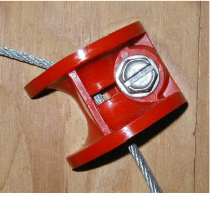 ROPE GUIDE LESS SCREW