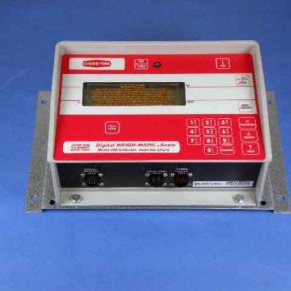 MODEL 200 DIGITAL SCALE INDICATOR<br>