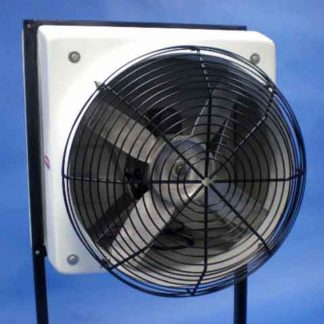 "24"" CHORE-TIME TURBO(R) FAN 1PH 60HZ DIRECT DRIVE WITH CONE<br>"