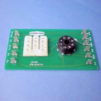 PLUG-IN RELAY 3PDT 240V 30A 11-PIN