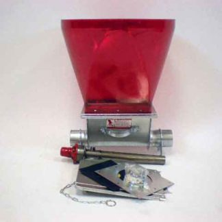 CHORE-TIME MODEL 75 SINGLE STRAIGHT PUT BOOT ASSEMBLY INLCUDING RED PLASTIC TRANSITION