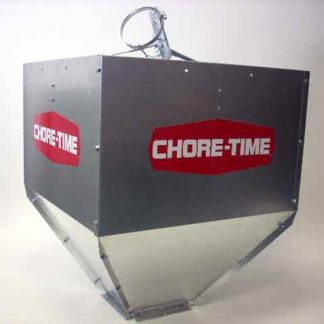 200LBS. GALVANIZED FEEDER HOPPER