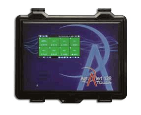 AGRI-ALERT AA128 TOUCH ALARM INCLUDES 1 TP800<br>