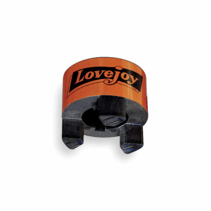 "L075 LOVEJOY SHAFT COUPLER BODY 7/8"" KEYED BORE"
