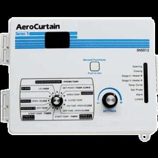 AEROCURTAIN 1.0,W/1 SENSOR,120/240V
