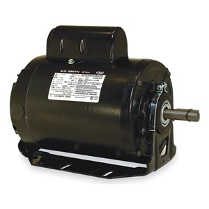 AMERICAN COOLAIR .5HP 1PH BELT DRIVE FAN MOTOR RESILIENT BASE