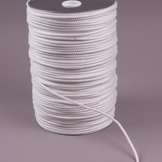 "#6 3/16"" WAXED DIAMOND BRAID ROPE PER FOOT 1000 FT SPOOL<br>"