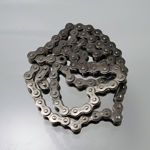 #40 NICKEL PLATED DRIVE CHAIN 93 PITCH WITH CONNECTOR