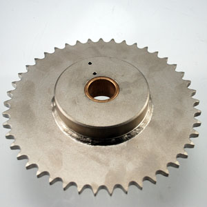 "SPROCKET ASSY SHEAR PIPN ""K"""