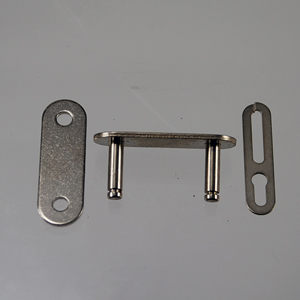 CLAMSHELL SPRING CLIP