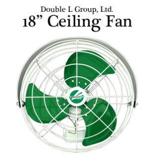 "18"" CIRCULATING FAN 2-SPEED"