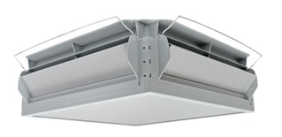 MODEL H2 FEED PAN ASSEMBLY NON-WINDOW