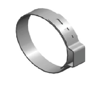 CRIMPING RING FOR LARGE EXPANSION CONNECTOR