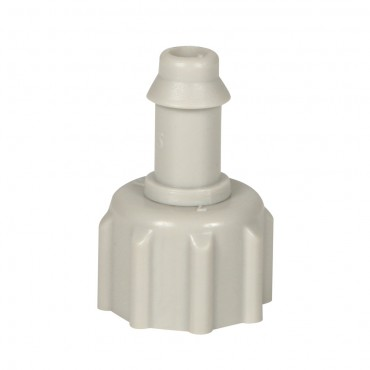 GRAY UNION CONNECTORS FOR PLASSON DRINKERS