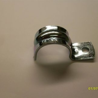 """HOSE CLAMP STAINLESS WITH CARBON SCREW 9/16""""-1-1/16"""""""