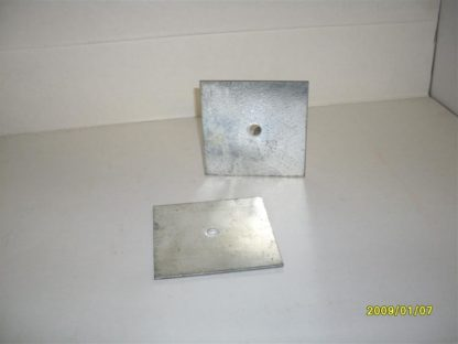 """4"""" SQUARE STAINLESS WASHER SPECIAL"""