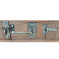 STAINLESS HEAVY DUTY DOOR LATCH KIT