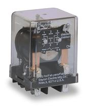 DPDT 8-PIN PLUG IN RELAY 10A @ 277VAC/30VDC<br>
