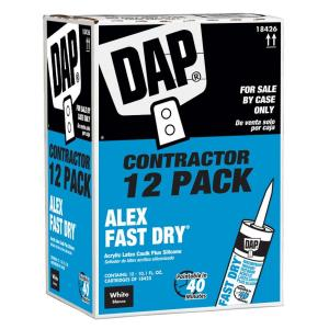 DAP GRAY CAULK
